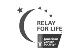 Cancer Relay For Life Client Logo