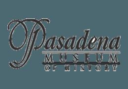 Pasadena Museum of History Client Logo
