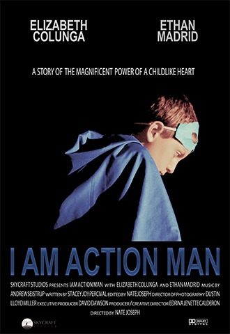 I Am Action Man Movie Poster